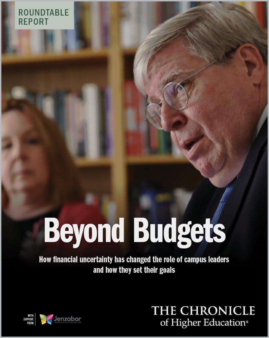 Beyond Budgets