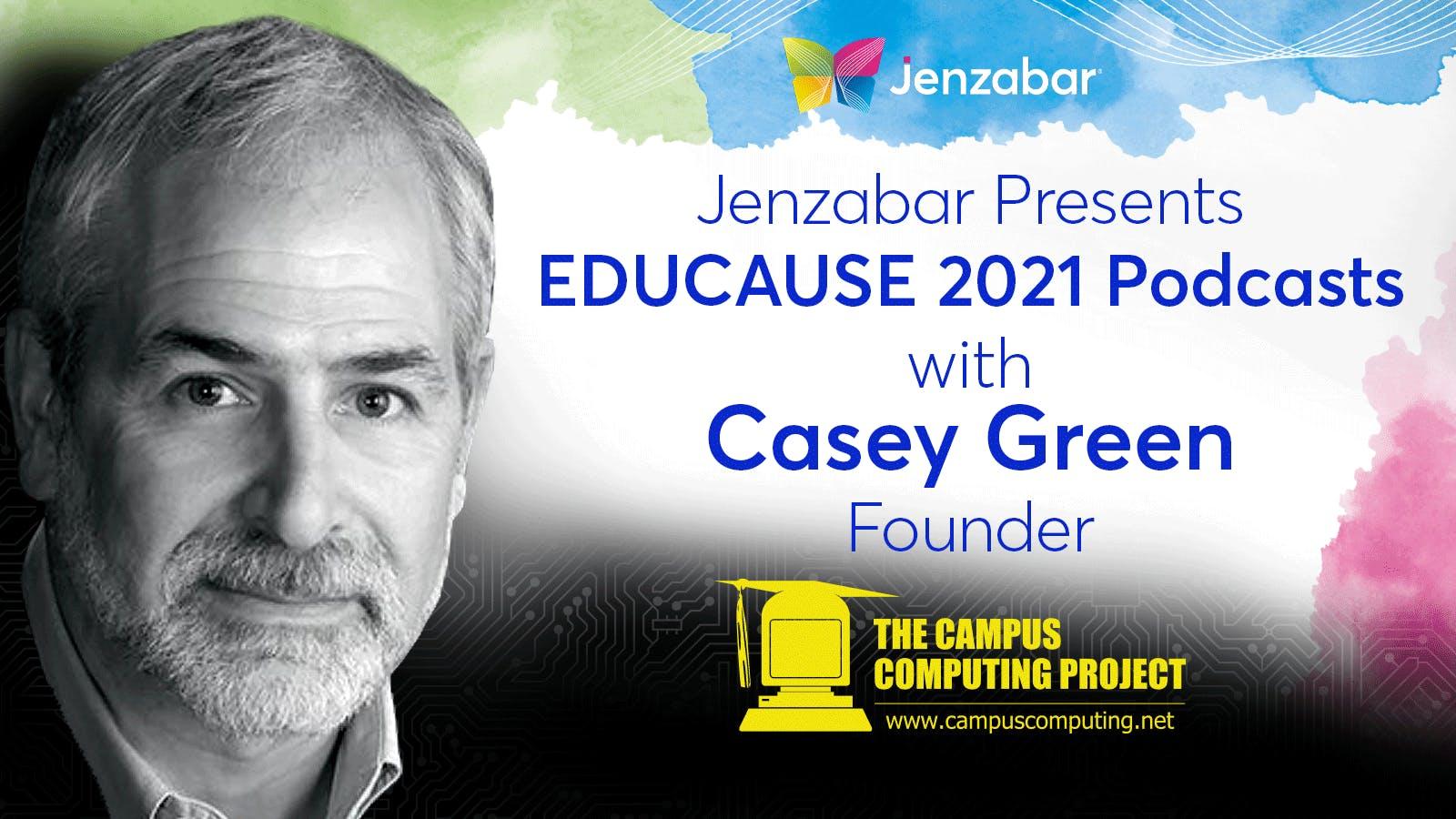 EDUCAUSE 2021 Podcast