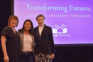 CEO Ling Chai Maginn supports charitable program, One Family