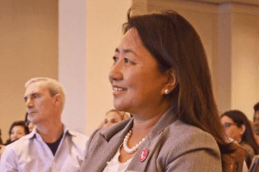 Jenzabar's President & CEO: Ling Chai Maginn