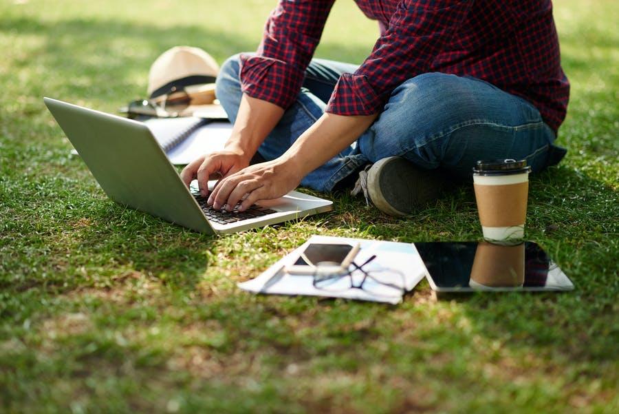 Jenzabar's Online Learning Solution