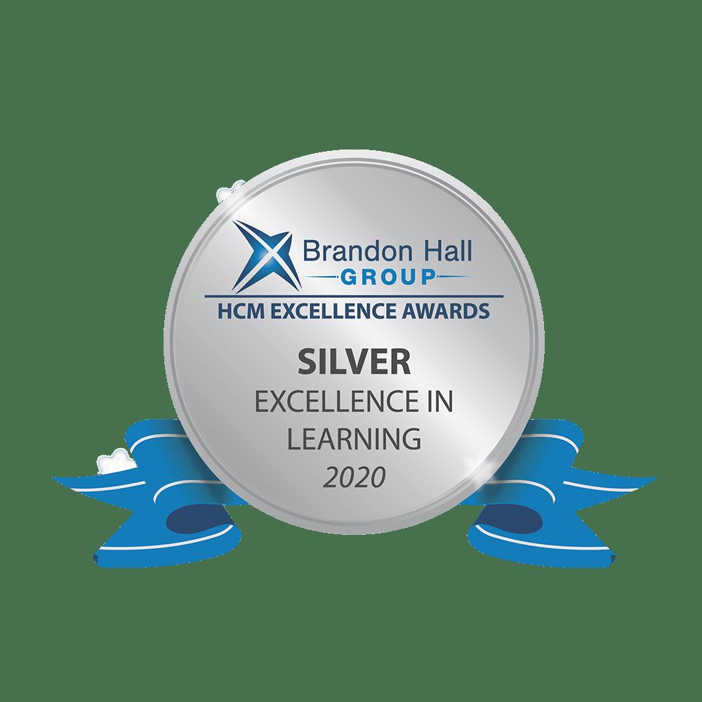 2020 Brandon Hall Group HCMExcellence Awards