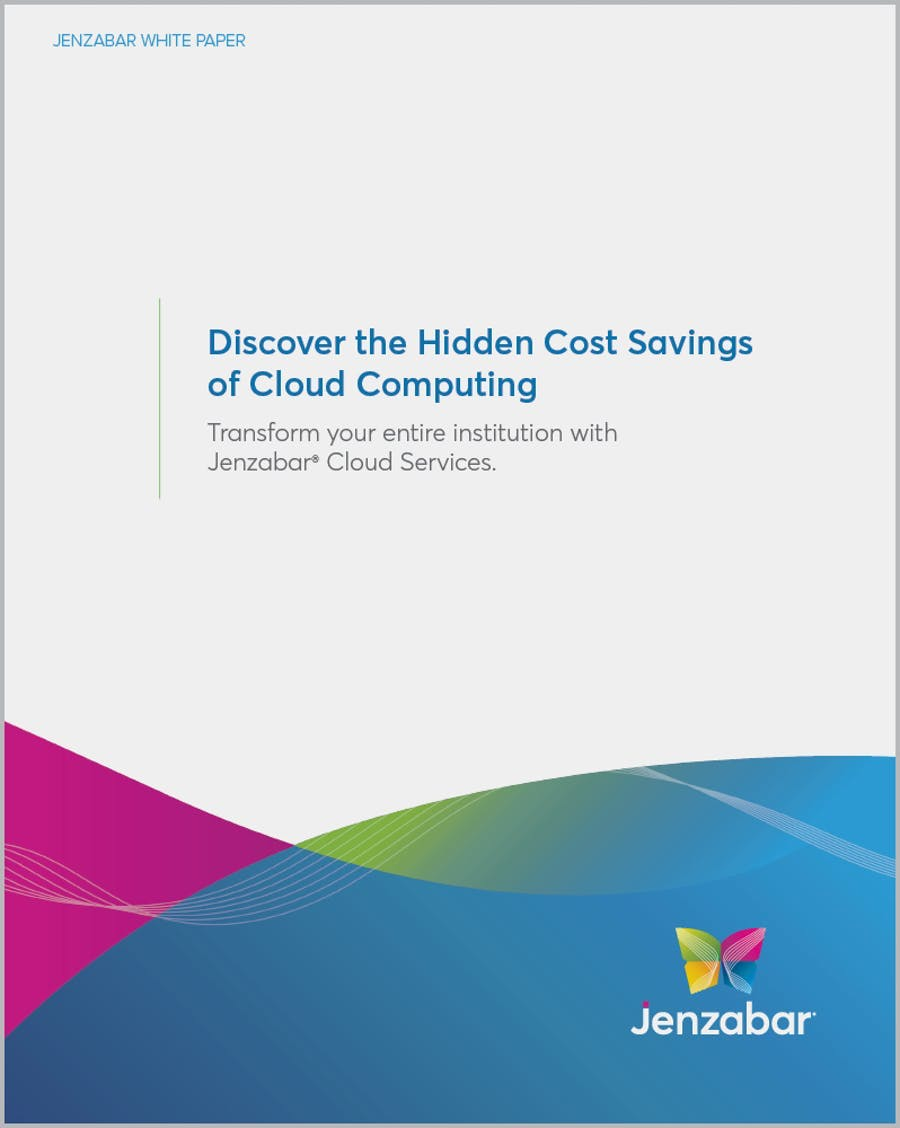 Discover the Hidden Cost Savings of Cloud Computing
