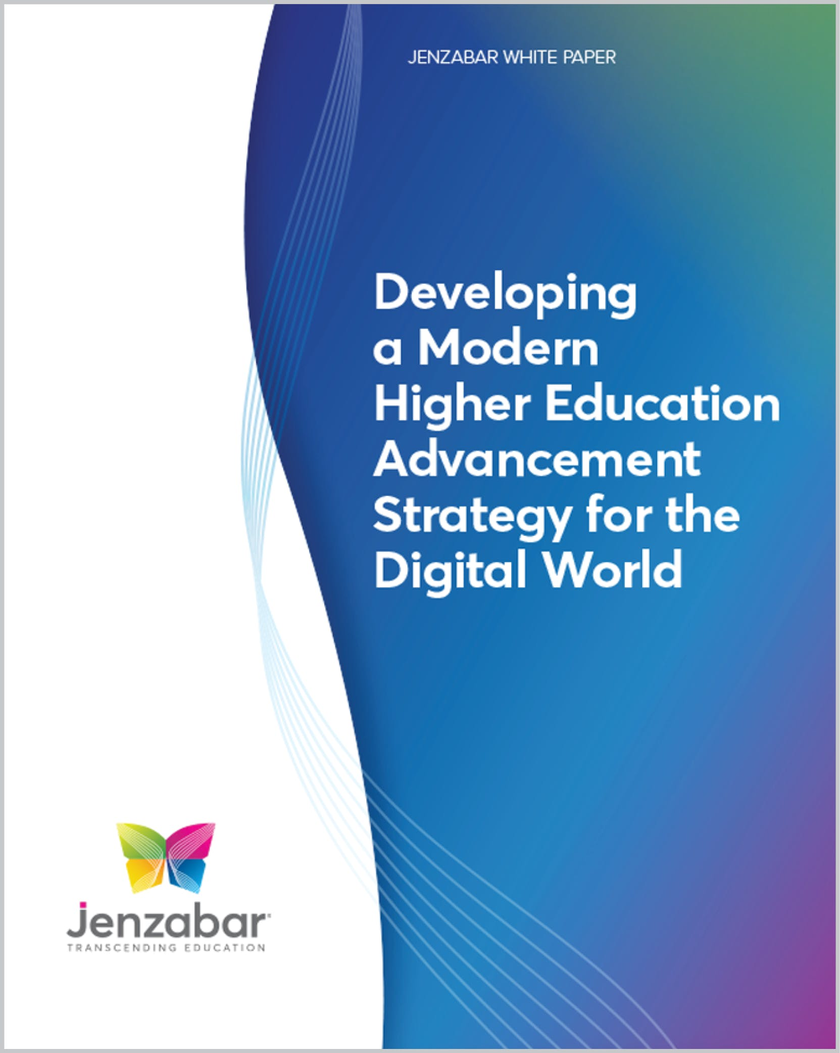 Developing a Modern Advancement Strategy for the Digital World