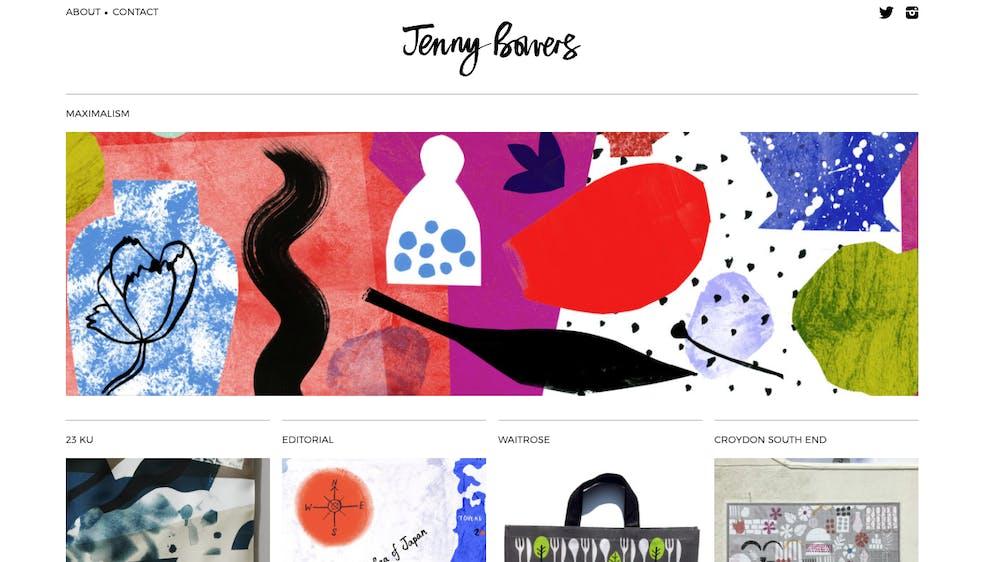 Jenny Bowers