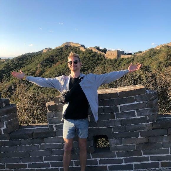 The great wall / China