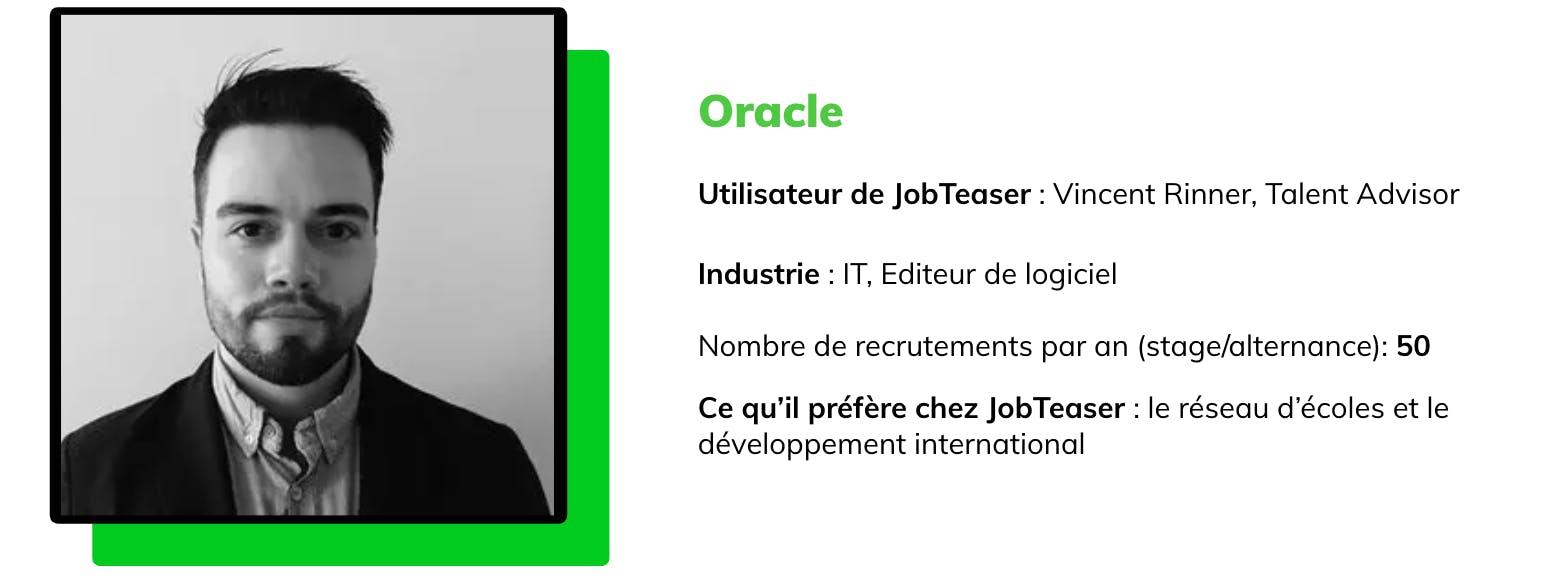 Présentation Oracle