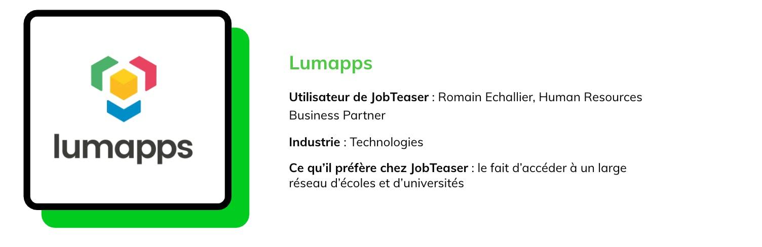 LumApps, plateforme de communication interne pour engager les salariés