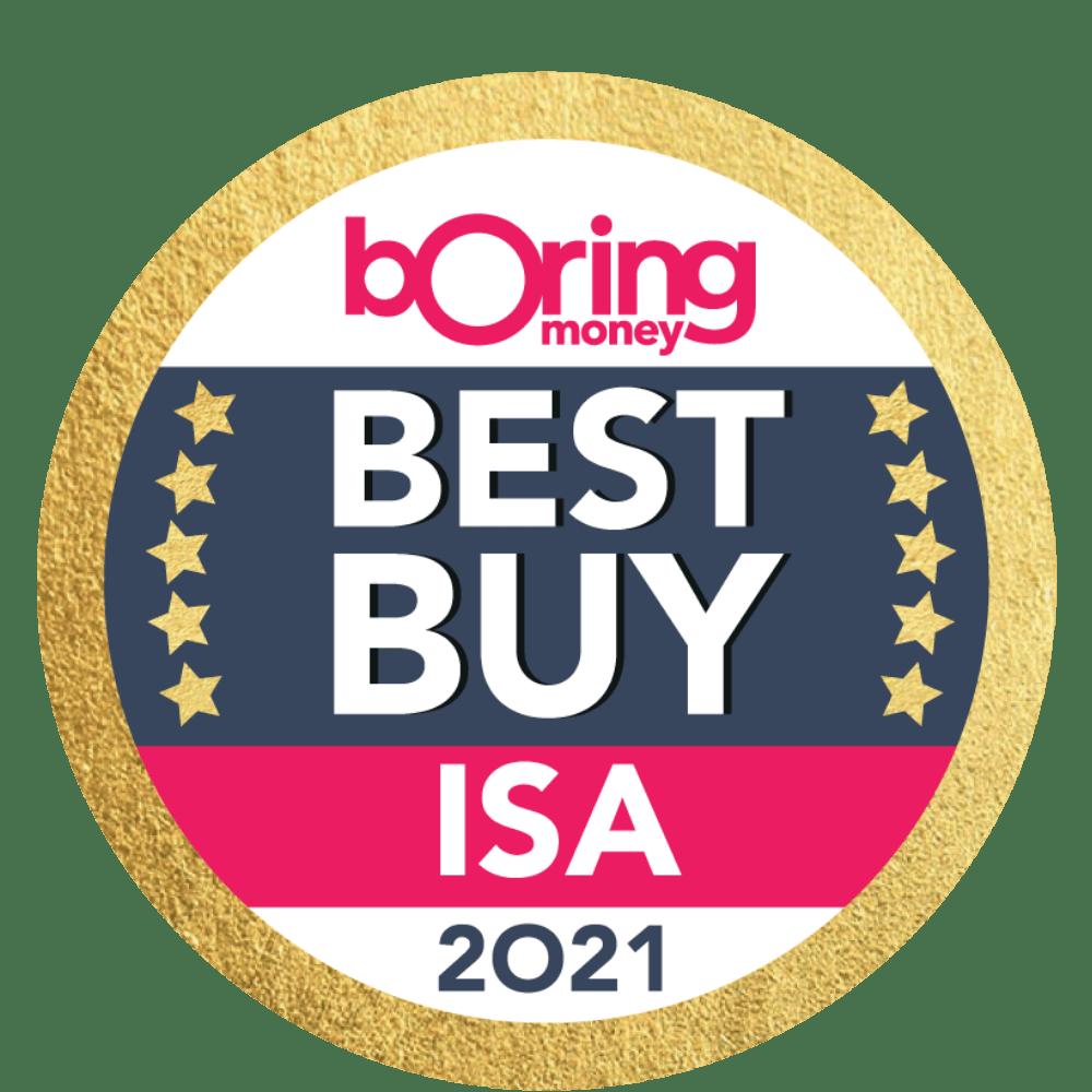 Best Buy ISA 2021