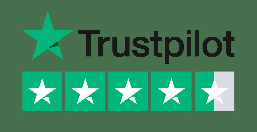 Trustpilot customer reviews