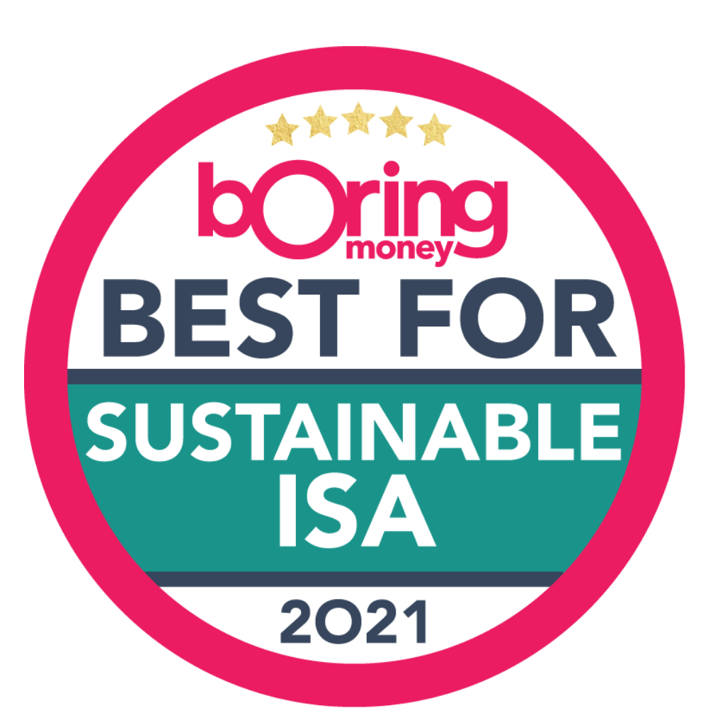 Best for Sustainable ISA 2021