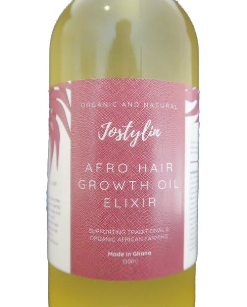 JoStylin's Organic Natural Afro Hair Growth Oil / Elixir