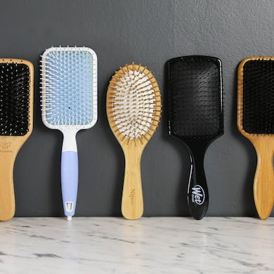 Brushes for Natural 4C Hair