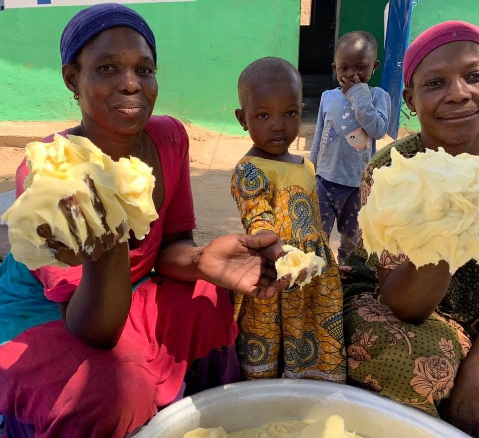 shea butter african hair growth