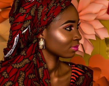 african skin