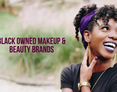 black owned makeup and beauty brands