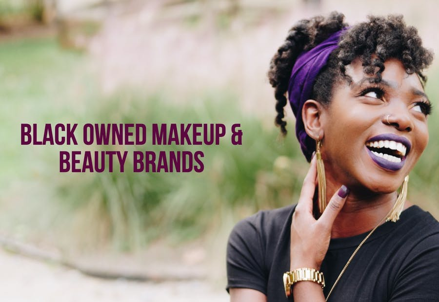 black owned makeup brands