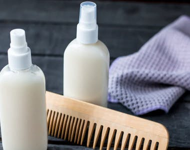 Homemade Shampoo for african, afro, black Hair Growth