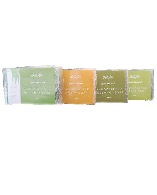 Hair and Body Soap Kit