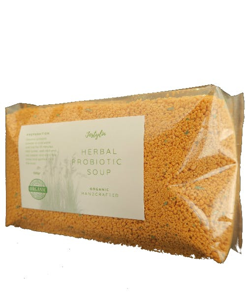 Organic Herbal Probiotic Soup
