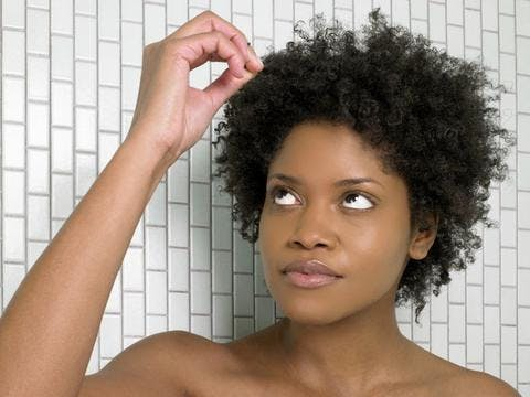 stop afro hair breakage