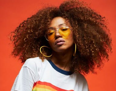 Low Porosity Natural Hair Regimen for 4C, 4B, 4A Black African Hair
