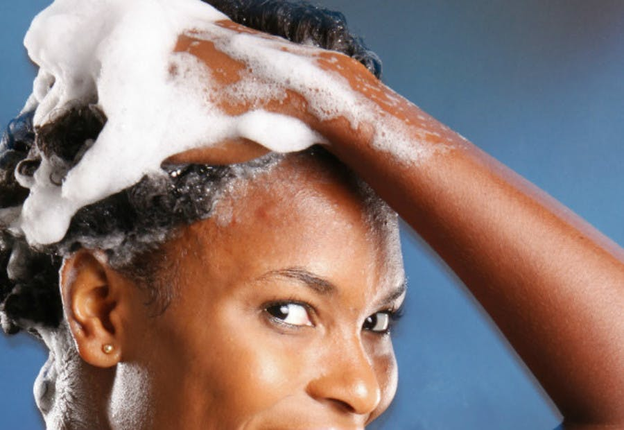 How To Wash Natural Hair How I Wash My Natural 4c Black Hair