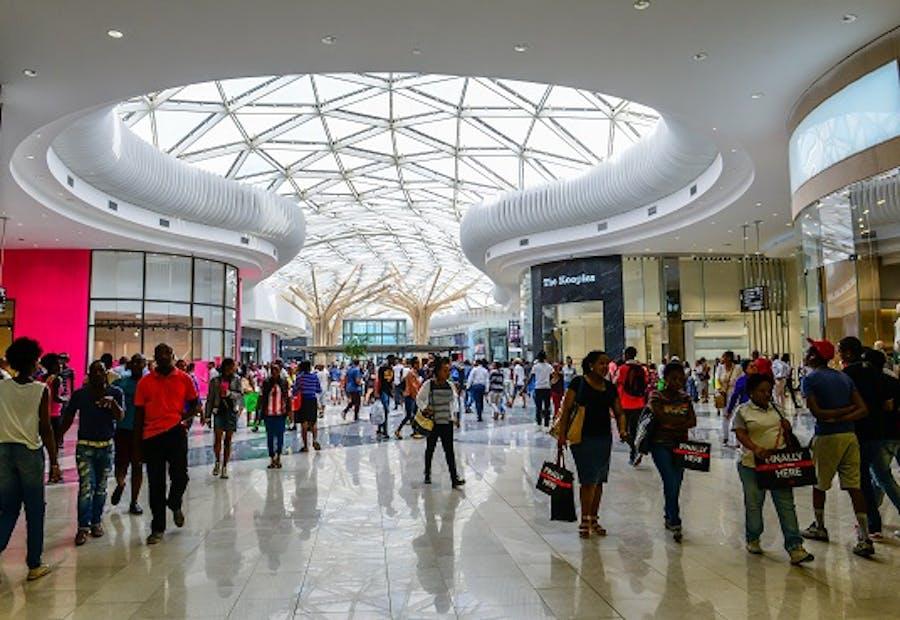 accra shopping malls