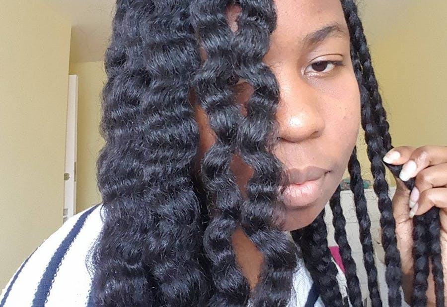 how to detangle matted black hair