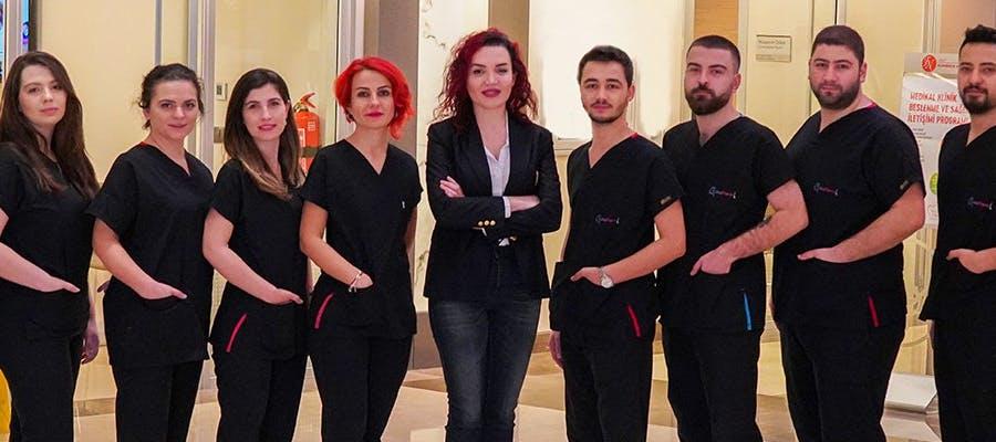 Estepera hair clinic team