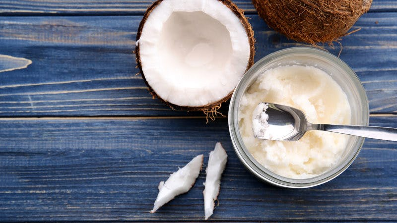 coconut oil and honey for hair afro hair