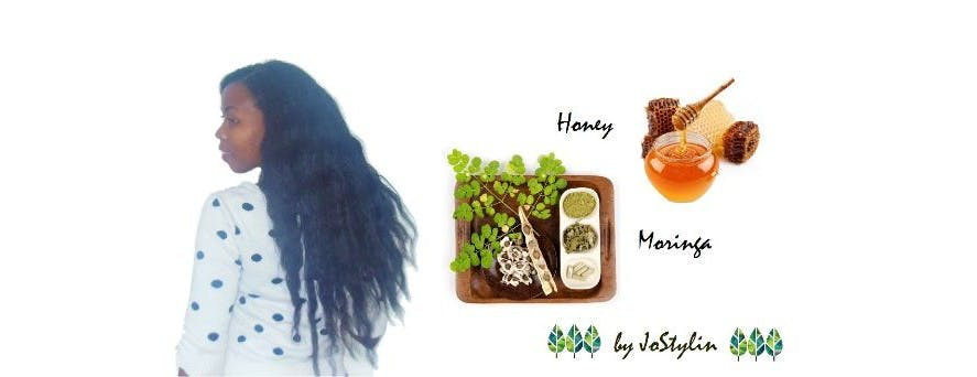 herbs and oils for afro hair growth