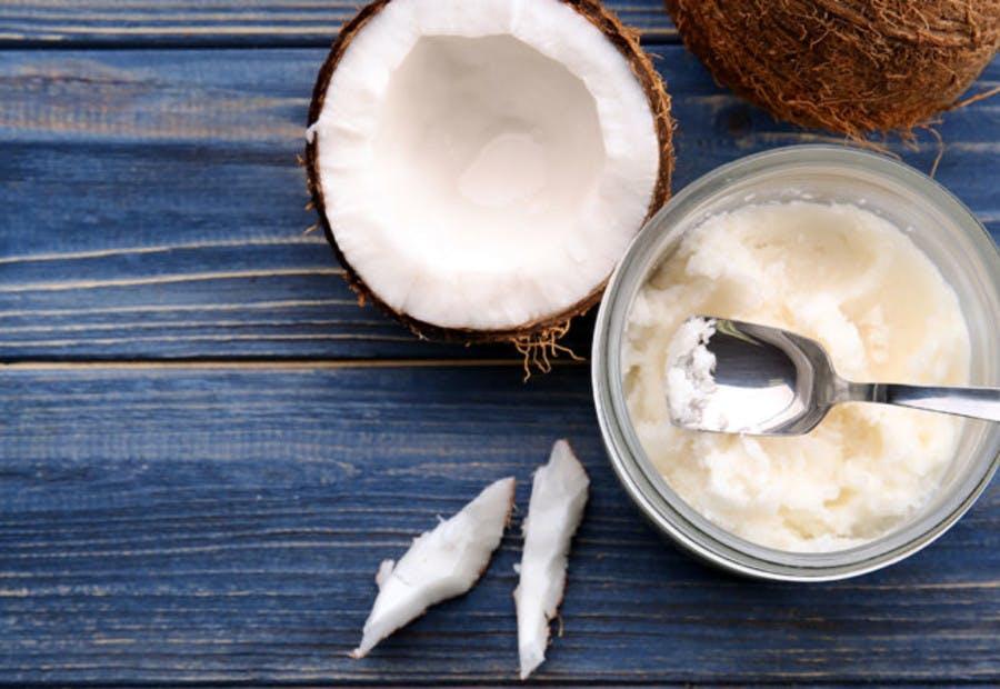 how grow hair with coconut oil