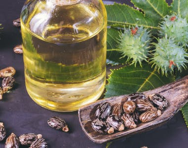 castor oil for afro hair