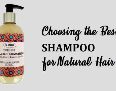 best shampoo for natural hair growth