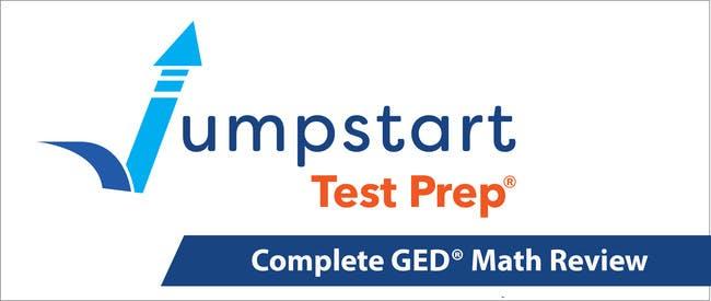 GED® - Mathematical Reasoning Subtest Prep logo