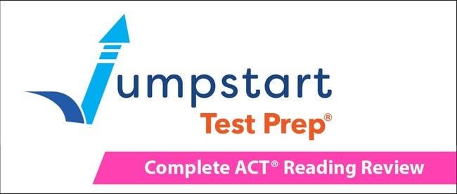ACT® Exam - Complete Reading Prep logo