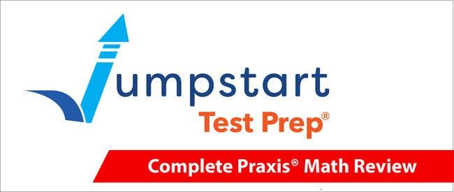 Praxis® Core Academic Skills for Educators - Mathematics Section Test Prep logo