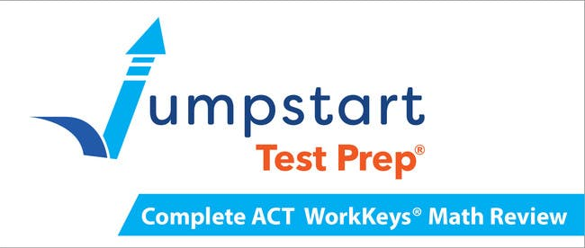 ACT WorkKeys® Job Skills Assessment - Applied Math Section Prep logo