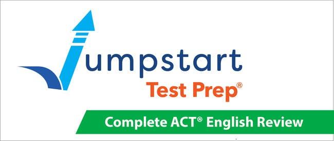 ACT® Exam - Complete English Prep logo