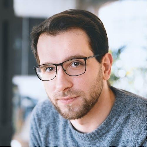 Portraitfoto Michael Kuczera