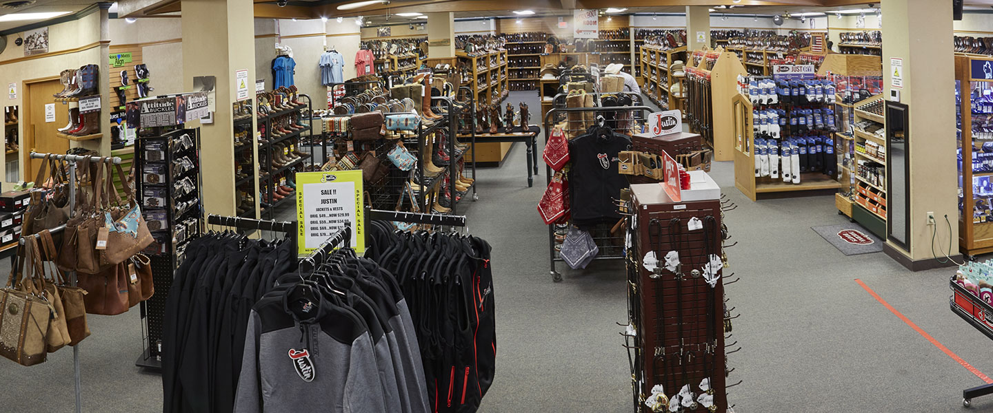 Justin Boots   Justin Factory Outlet Stores