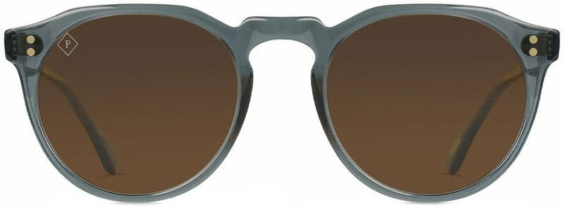 Remmy 49 Small Sunglasses in Slate Crystal