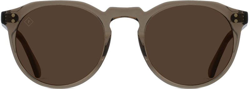 Remmy 52 Sunglasses in Ghost