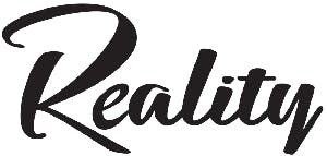 Reality Logo
