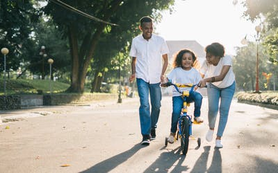 Encourage your children to remain active outside of the digital world.