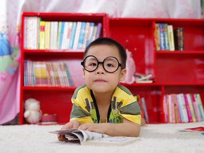Many of the literary and verbal skills honed through reading will help children navigate the educational system.
