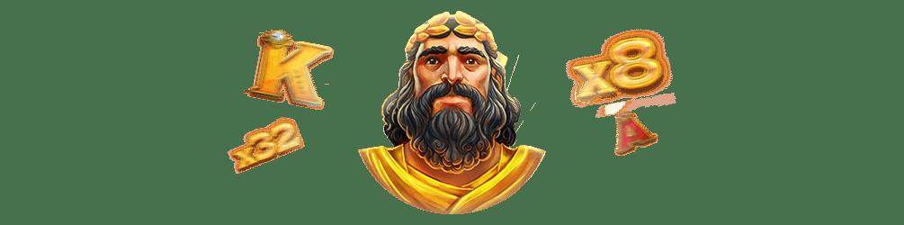 thunderkick midas personnage et symbole thunderkick