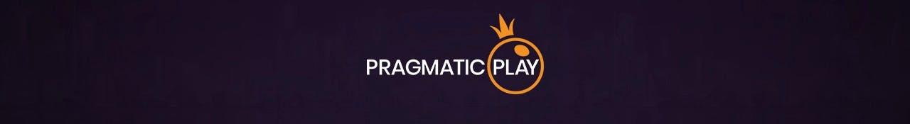 banniere publicitaire pour pragmatic play provider
