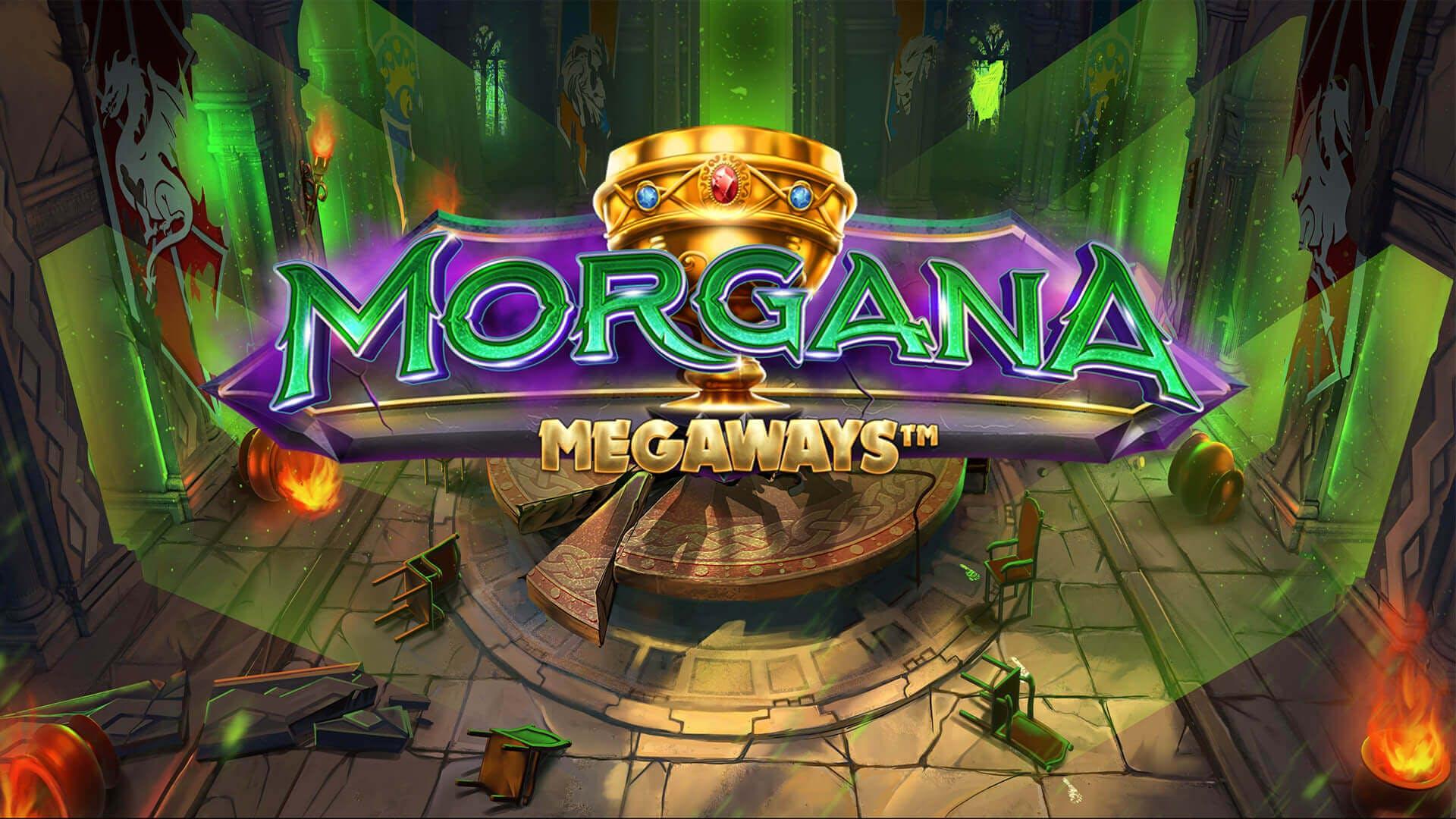 Morgana Megaways HD ISoftBet Marketing Kagino